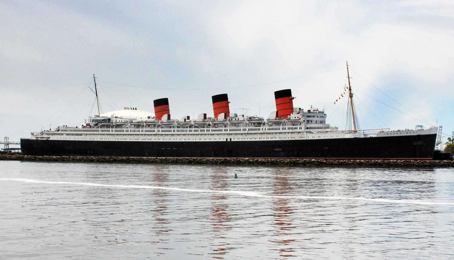 Survey: Queen Mary Ship Corroded, Fixes Could Near $300M ...