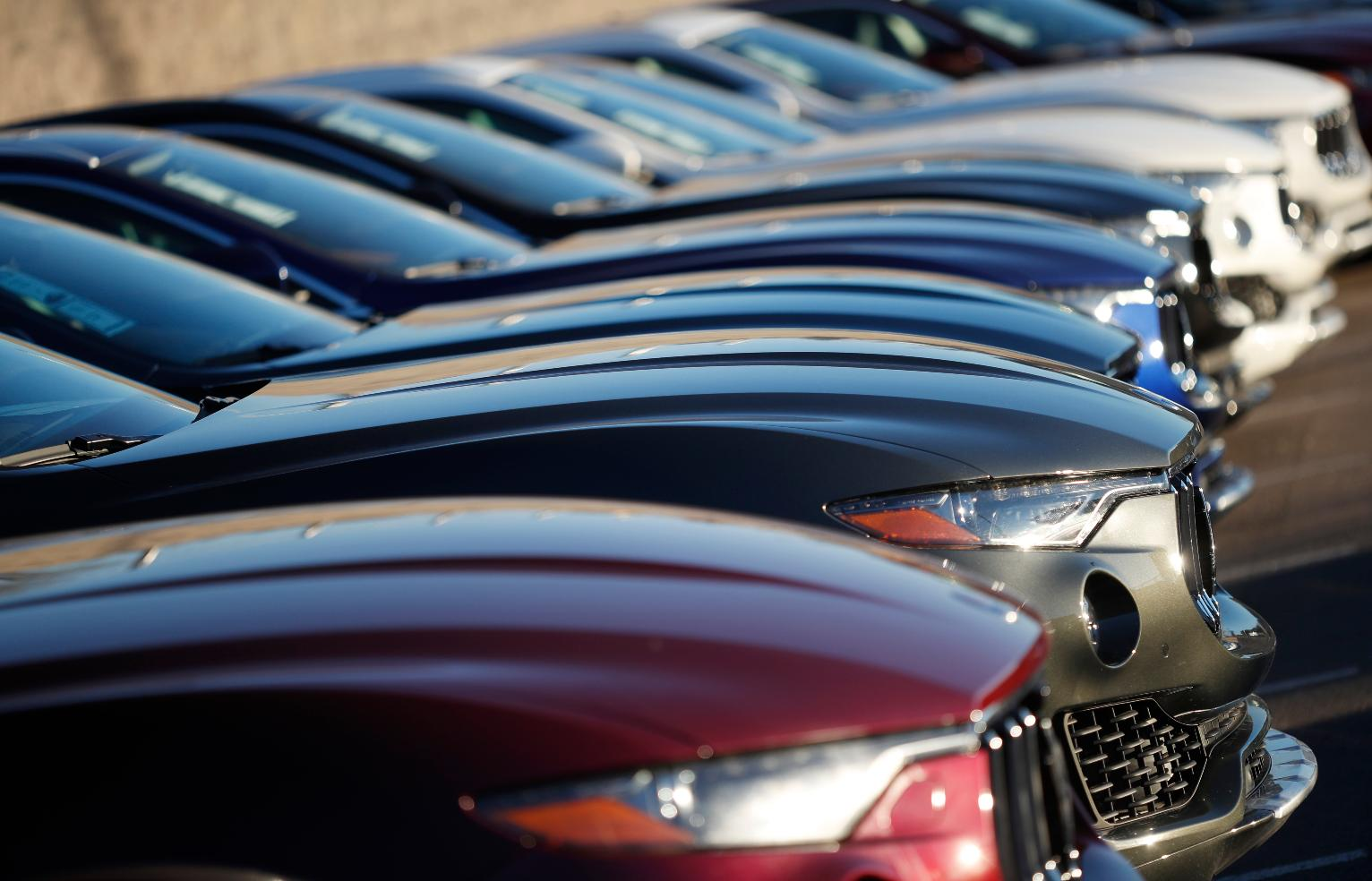 US Auto Sales Fell 2 Percent in February | Business News | US News