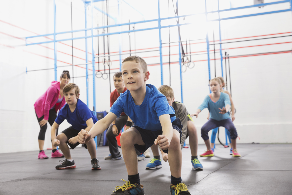 Should You Enroll Your Kid in CrossFit? | Wellness | US News