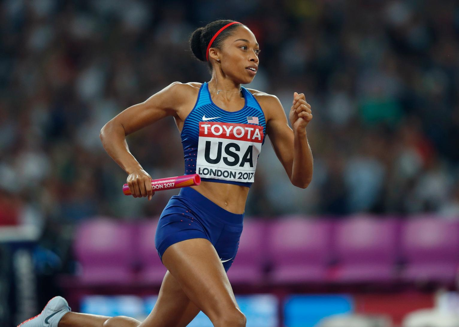 Americans Win 30 Medals at World Championships