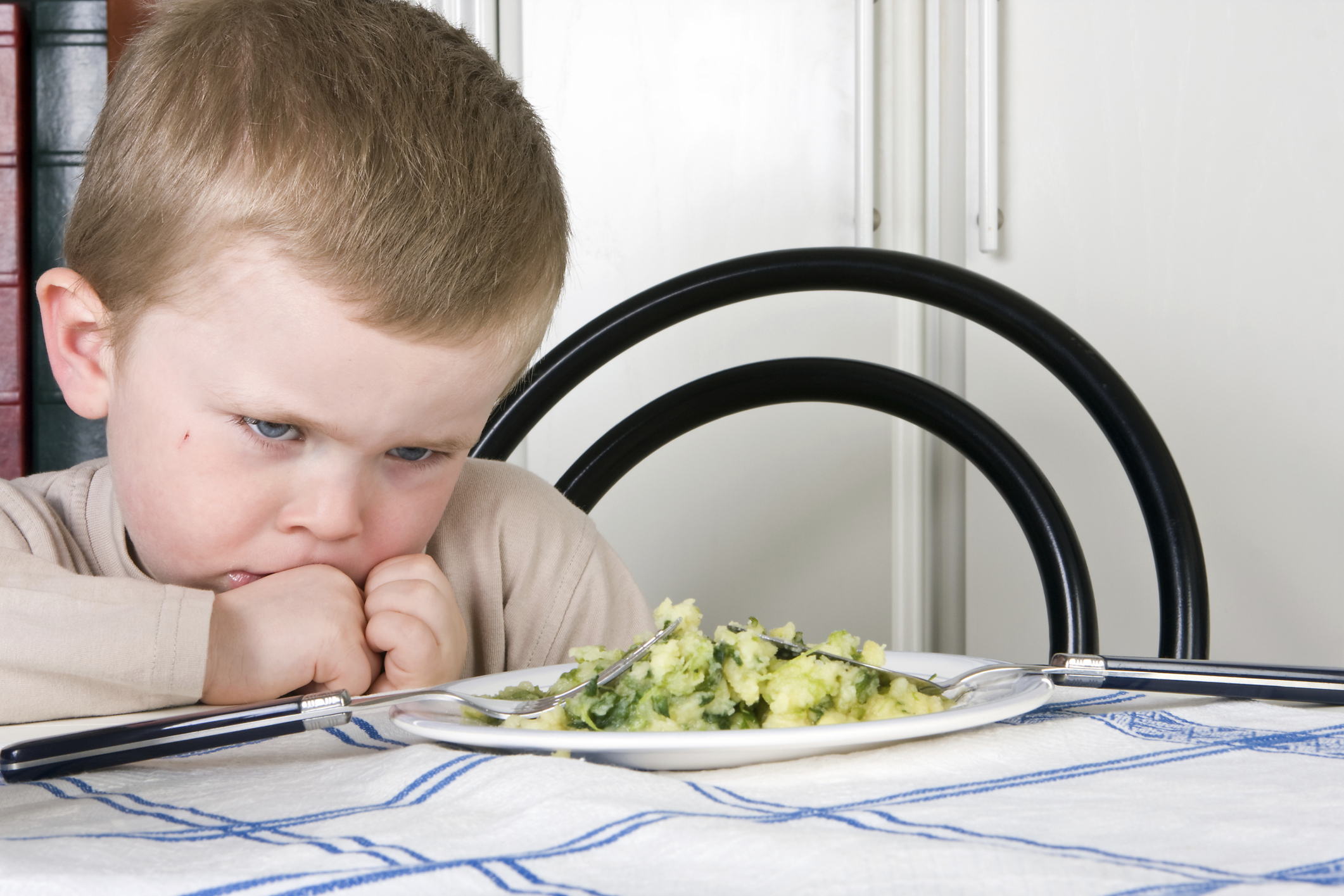 Feeding a picky eater use this secret strategy eat run us news ccuart Gallery