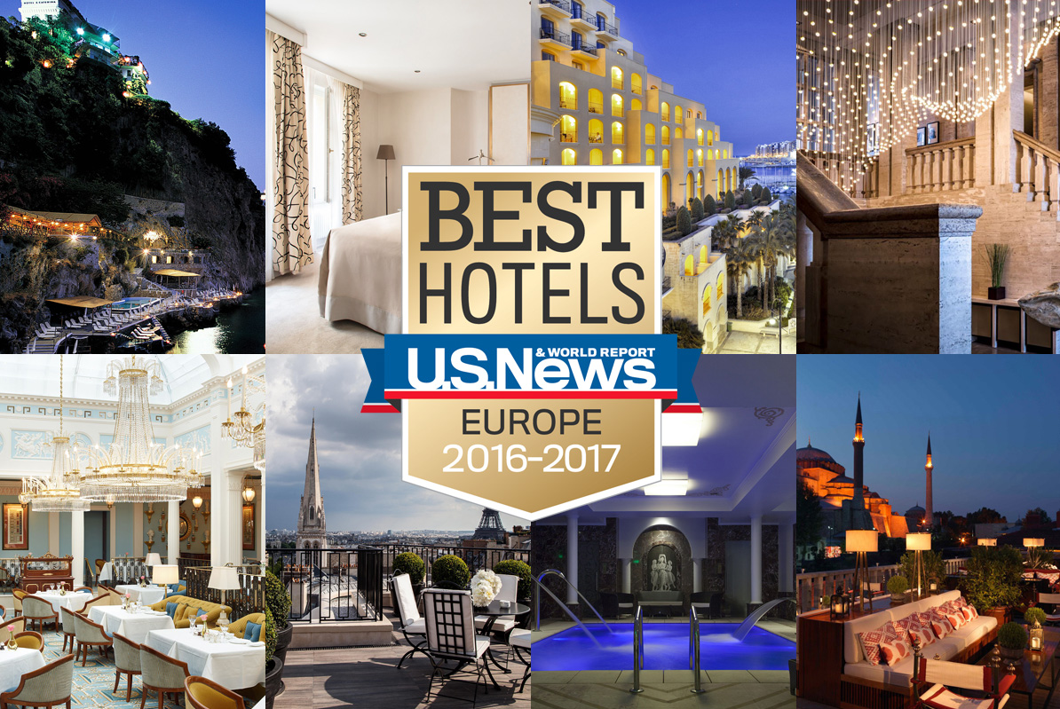 The best hotels in europe by country travel us news for Top design hotels europa