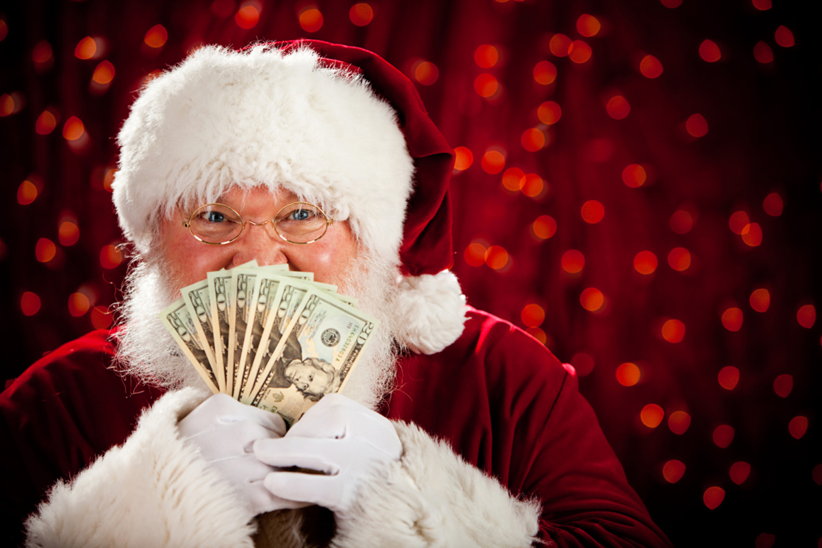 will santa claus deliver a year end rally for investors mutual