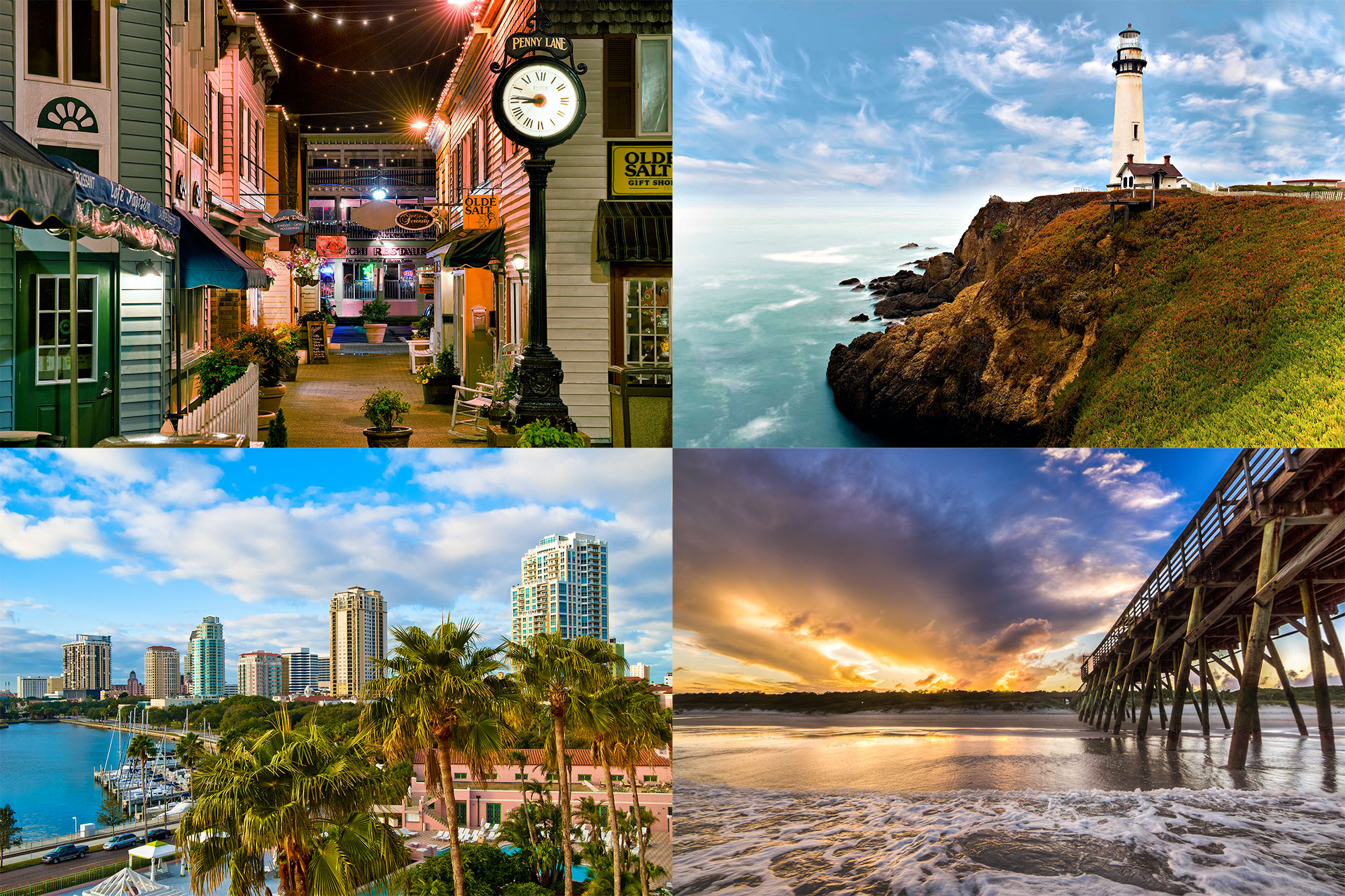 8 Affordable Beach Towns Across the USA | Travel | US News