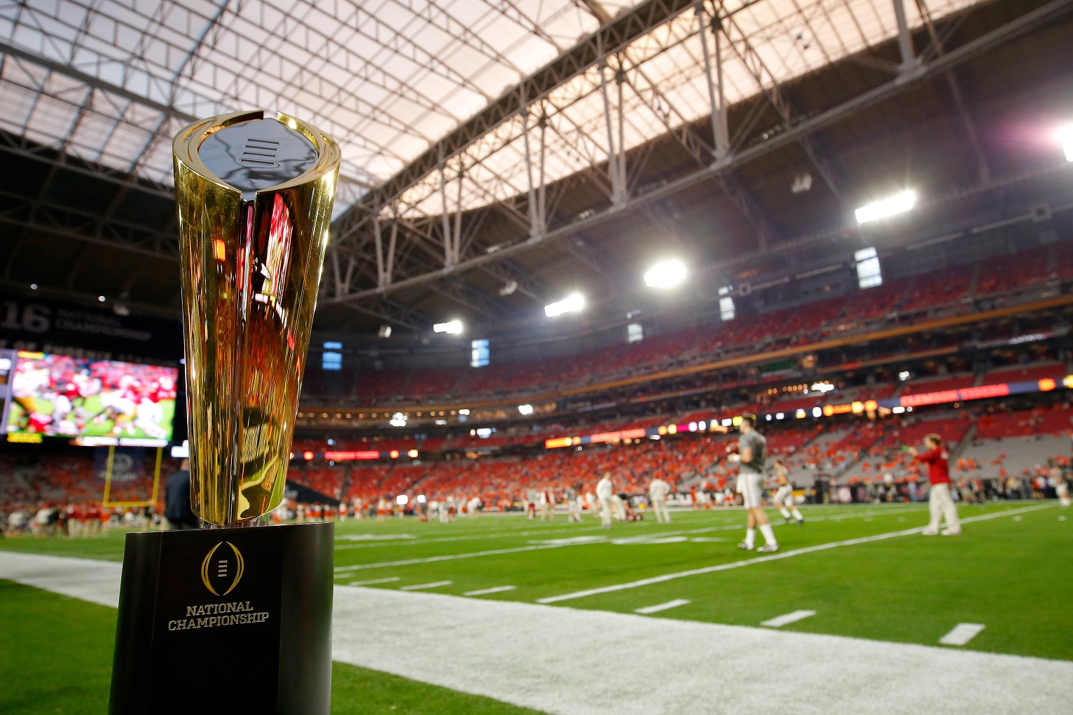 Kickoff time for national championship game - College Football Spending Is Out Of Control This Bowl Season Op Ed Us News