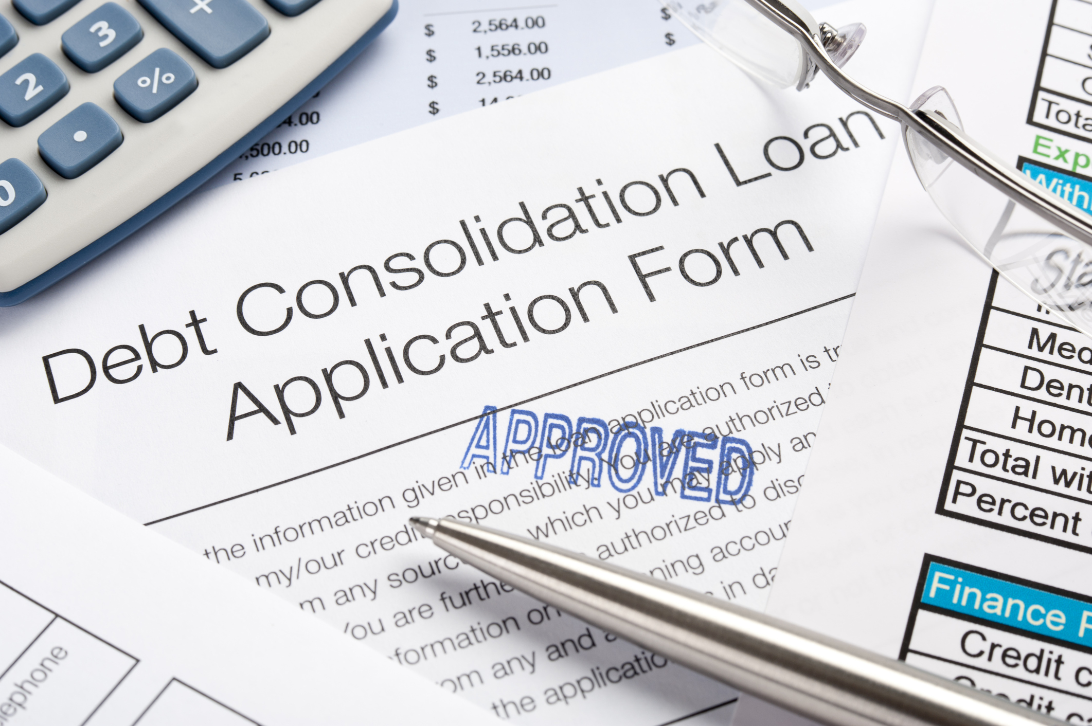 educational loan consolidation