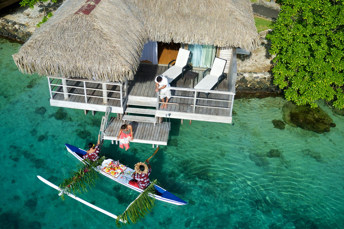 9 Top Affordable Overwater Bungalows Around The World
