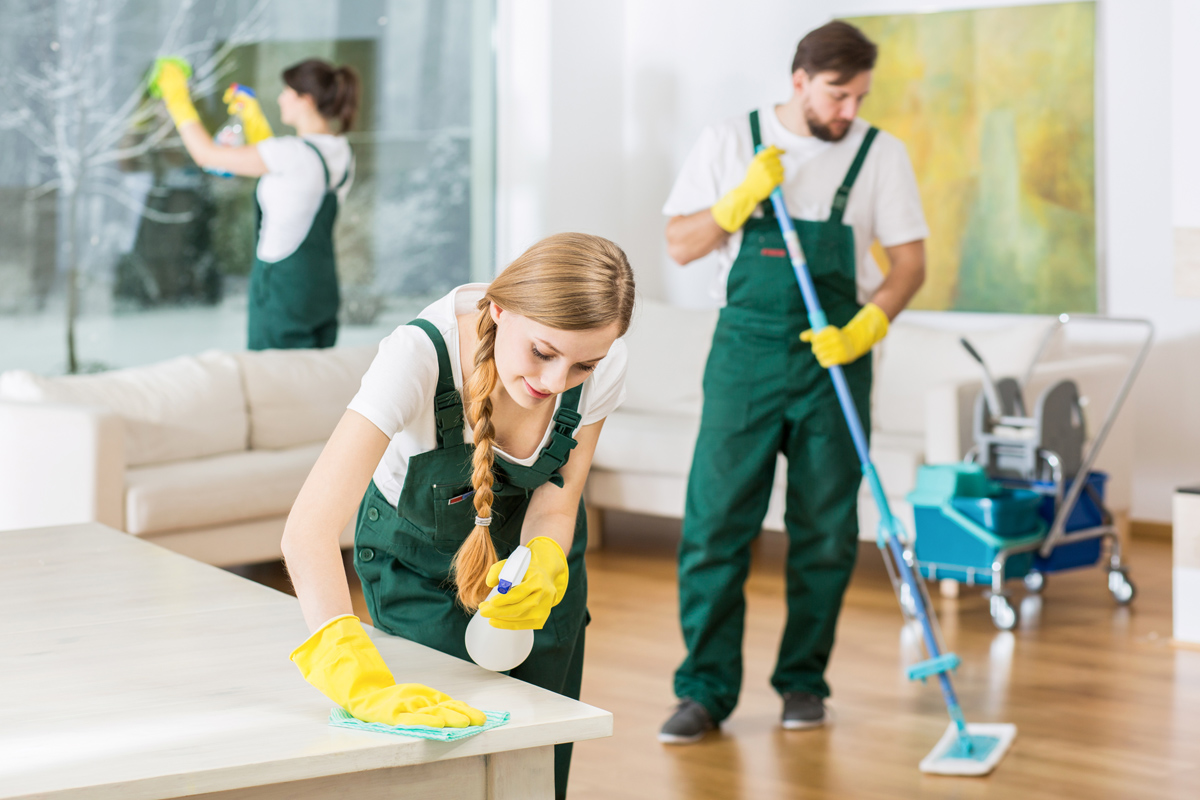 Does It Make Financial Sense To Hire A Cleaning Service