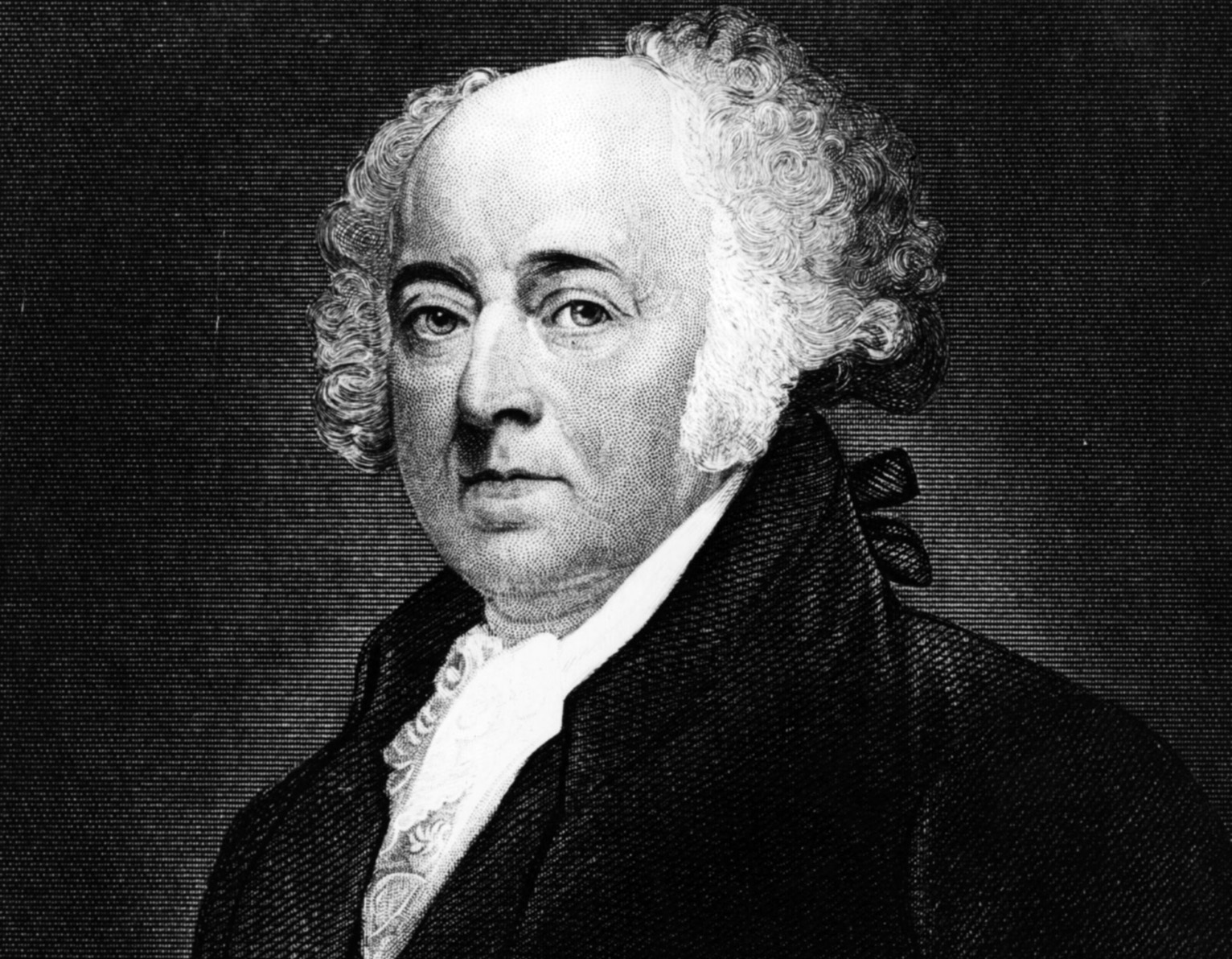 the face of america at the time of george washington john adams and thomas jefferson