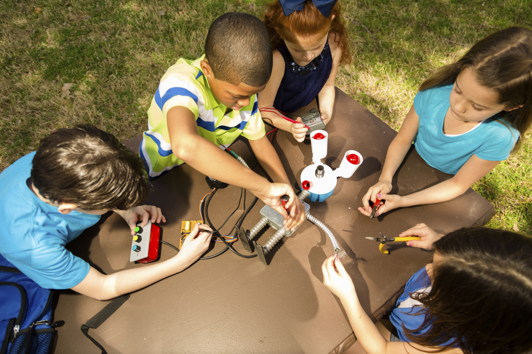 Bringing Stem Education To Underserved Communities Stem