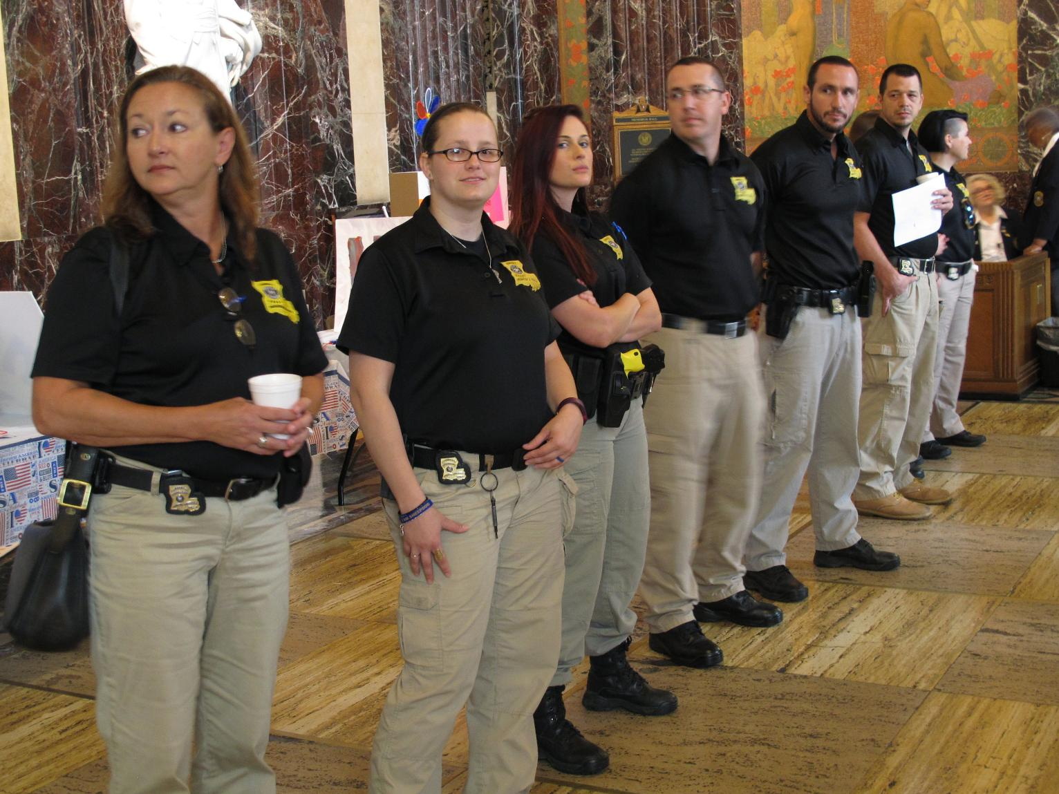 life as a parole officer Depending on the circumstances, either the court or a probation officer monitors   inmates who were sentenced to life without the possibility of parole are not.