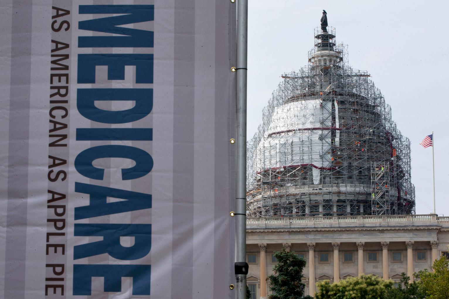 Medicare Opens New Push On Hip, Knee Replacement  Political News  Us News