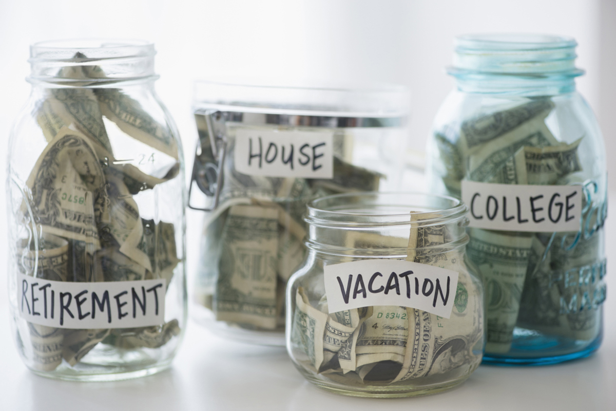 How To Save For Retirement While Paying For A Childs College - 21 brilliant tip jars guaranteed to make some money