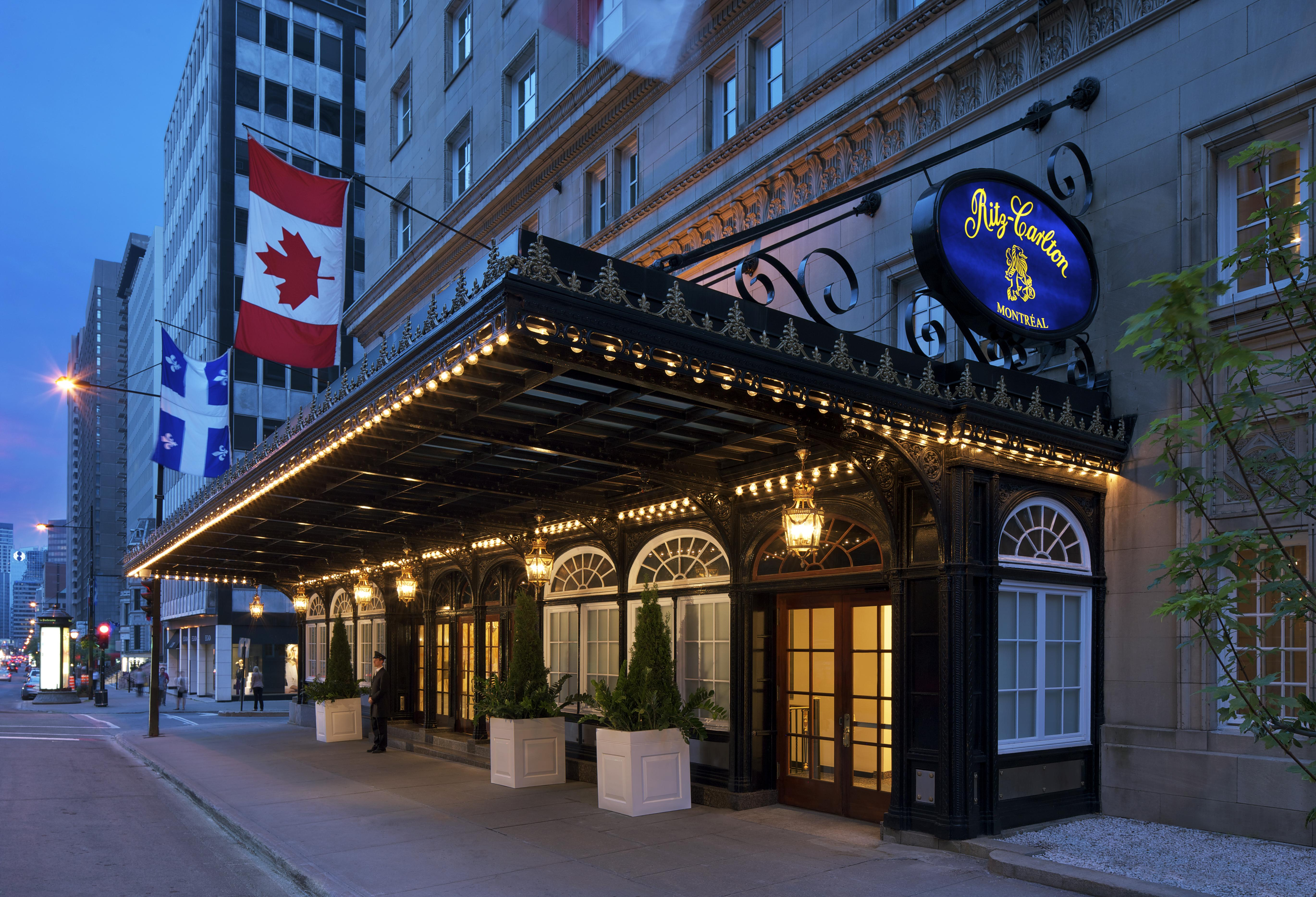 The 10 Best Hotels in Canada 2016