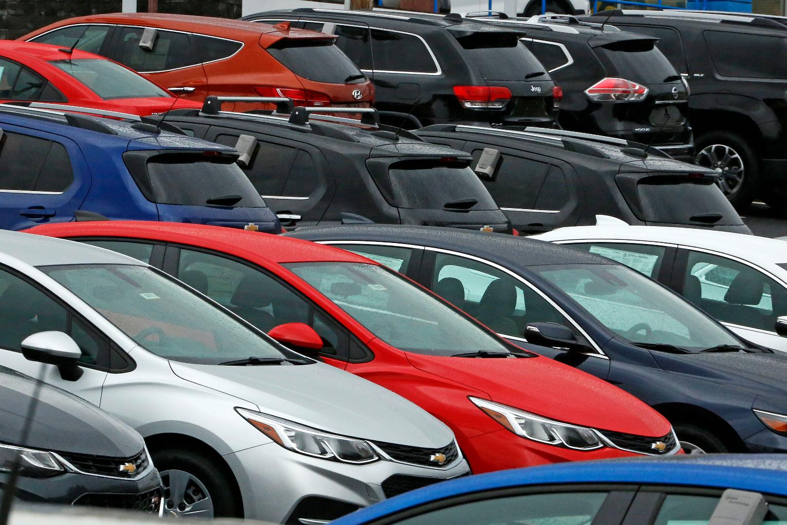 U s auto sales expected to be lower in january business news us news