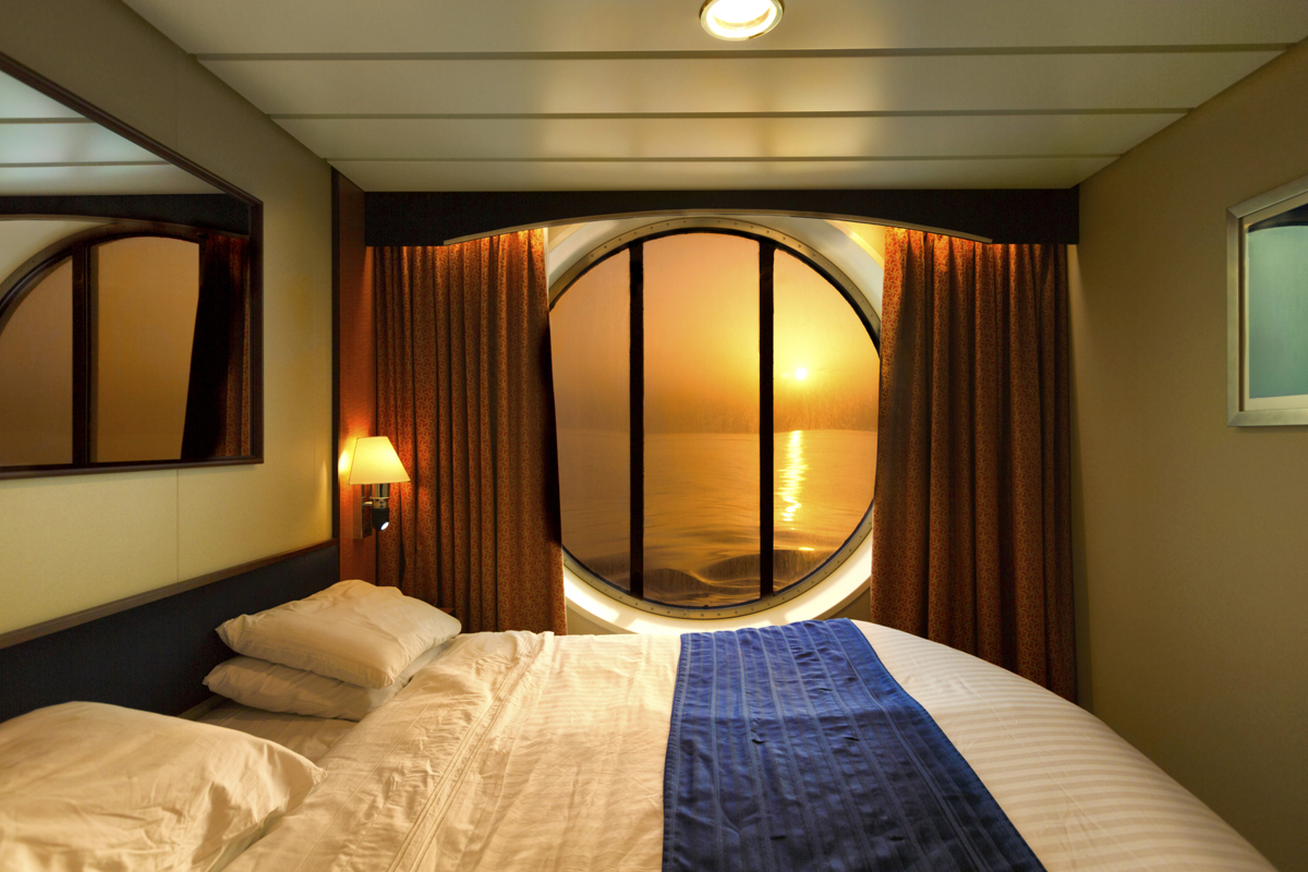 The Ins And Outs Of Choosing A Cruise Ship Cabin Travel