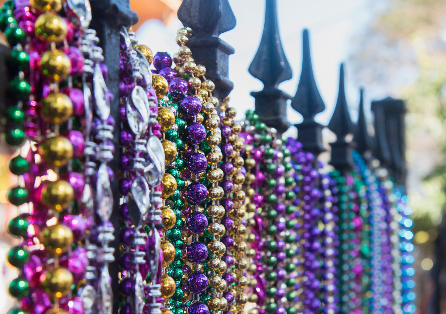 The Toxic Life of Mardi Gras Beads | National News | US News