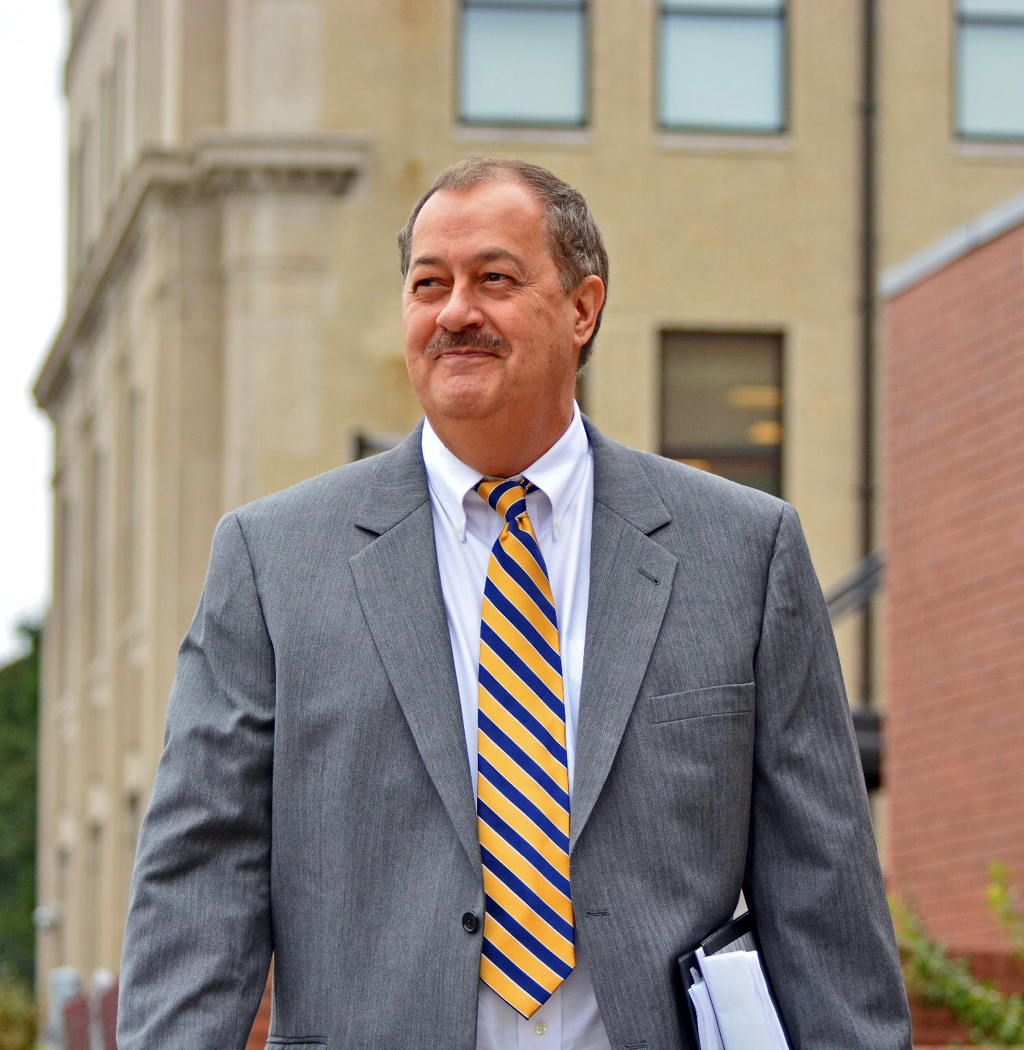 Ex-Massey Energy CEO Don Blankenship Convicted Of