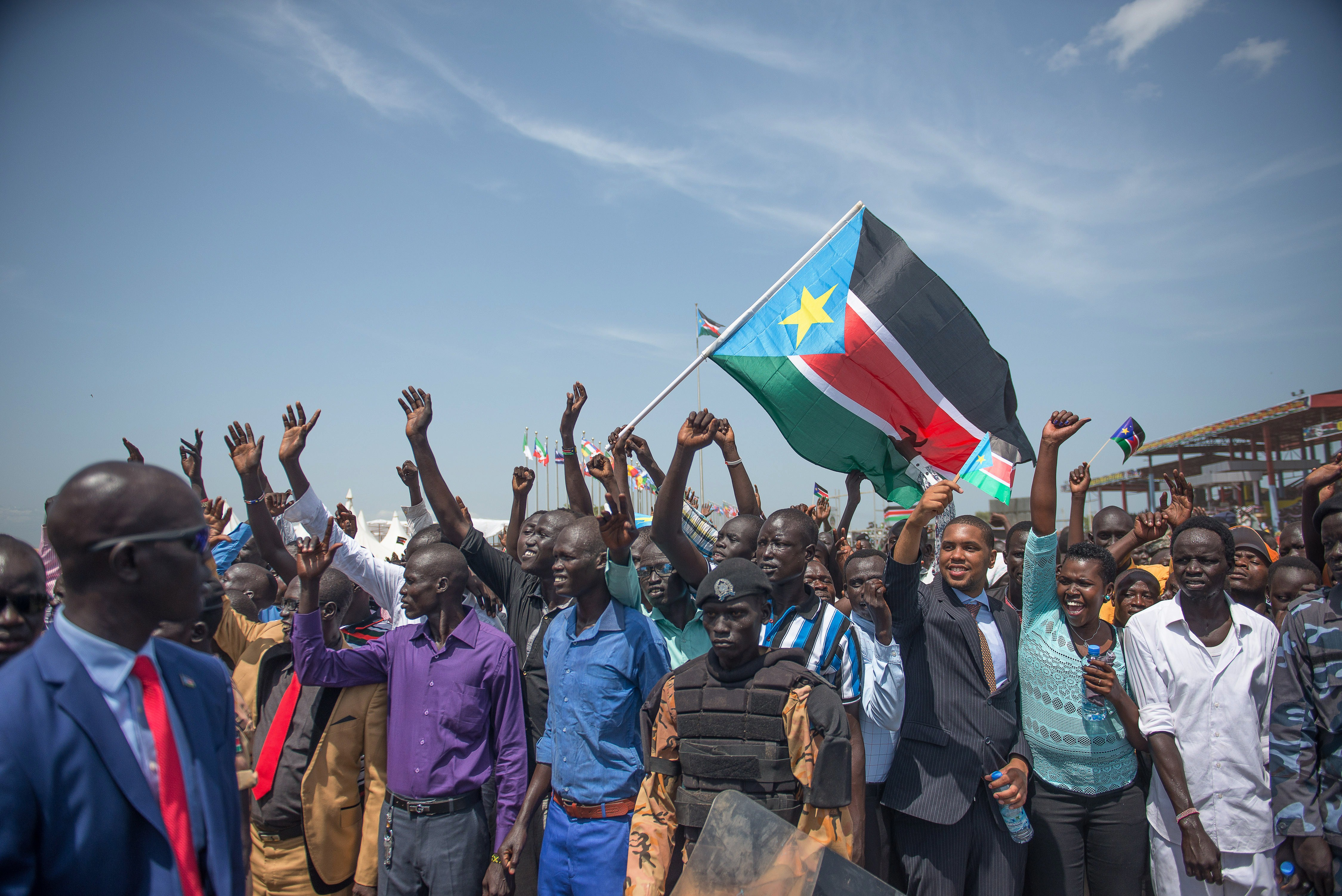 How Obama Is Impeding Peace in South Sudan | Thomas ...