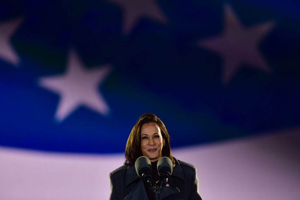 Kamala Harris Makes History As First Woman Black Woman Elected Vice President America 2020 Us News
