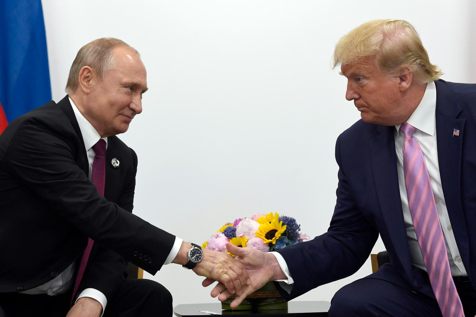 2016 Again? Russia Back to Stirring Chaos in U.S. Election   World News   US  News