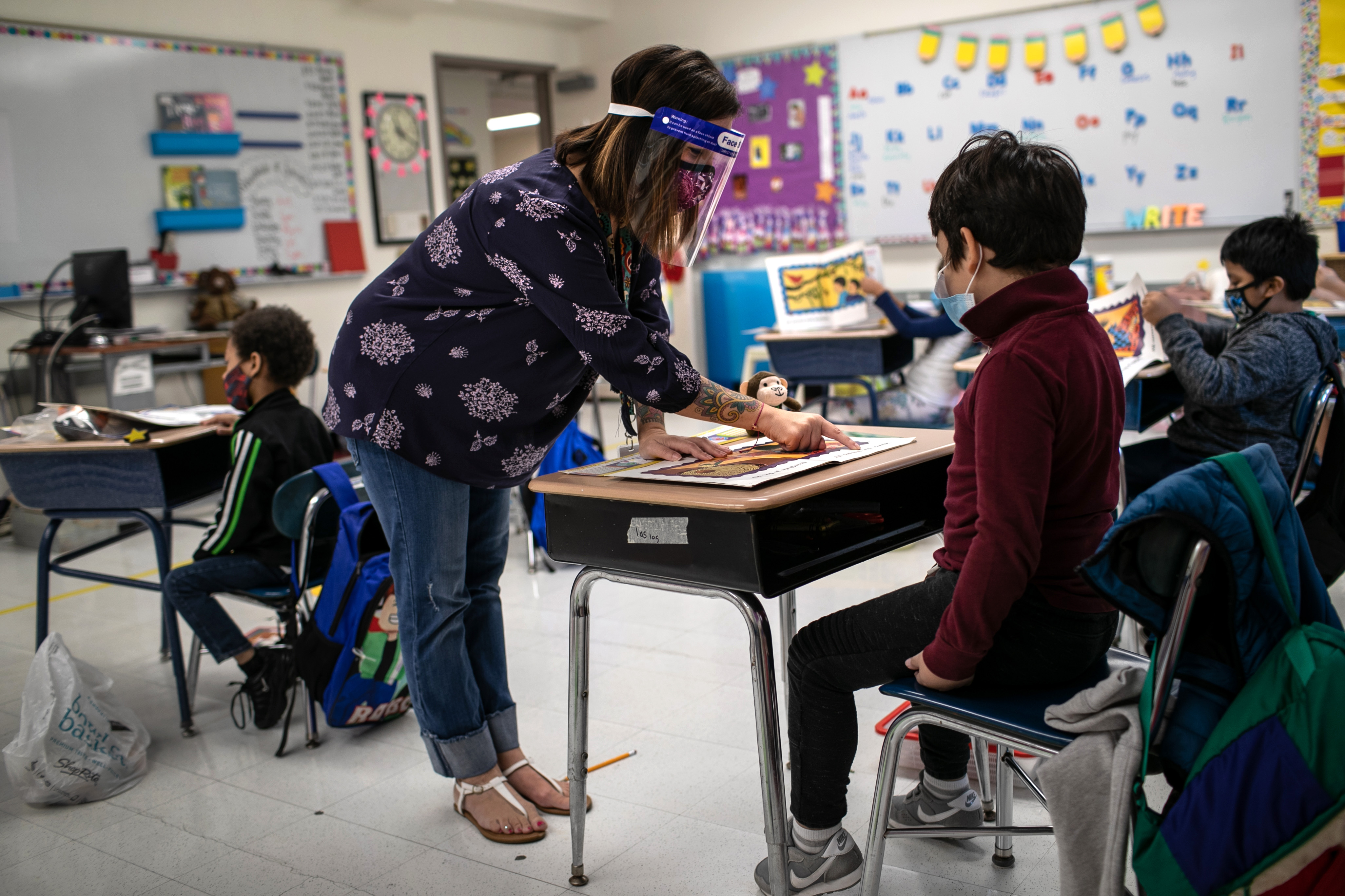 Teachers Should Be Required to Get a COVID Vaccine | Healthiest Communities  Health News | US News