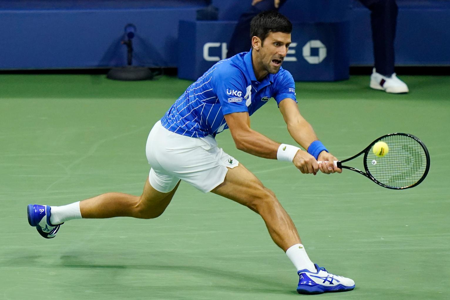The Latest Still Perfect Novak Djokovic Advances At Us Open Sports News Us News