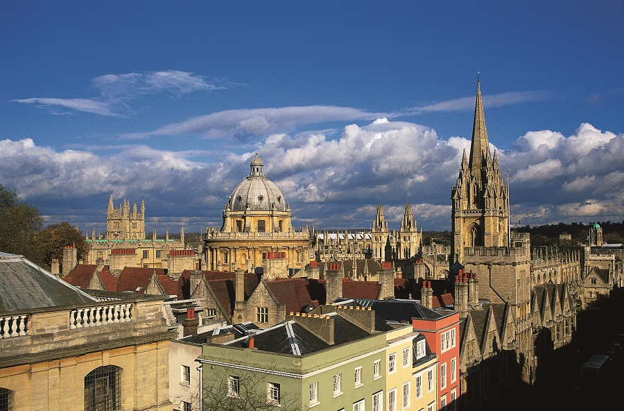 University Of Oxford In United Kingdom US News Best Global - Where is oxford located