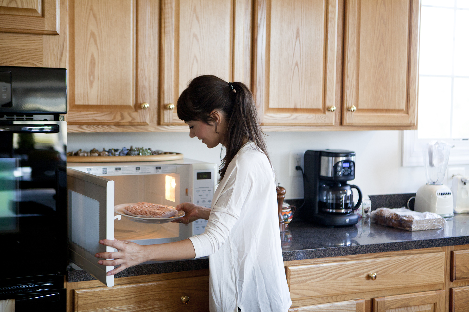 Is Microwaving Food Bad For Your Health Food Us News