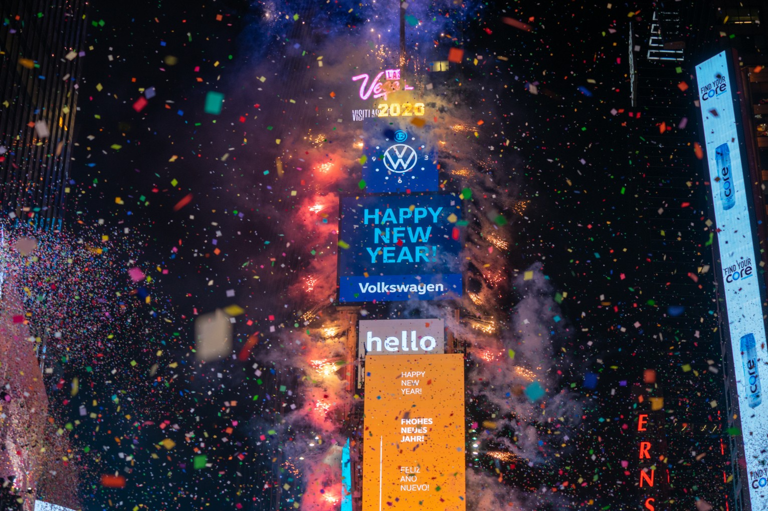 new york city s time square will host virtual new year s eve ball drop national news us news new york city s time square will host