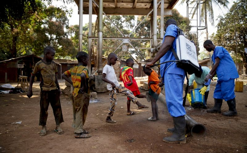WHO Says Ebola Outbreak in Guinea Likely from Human Source