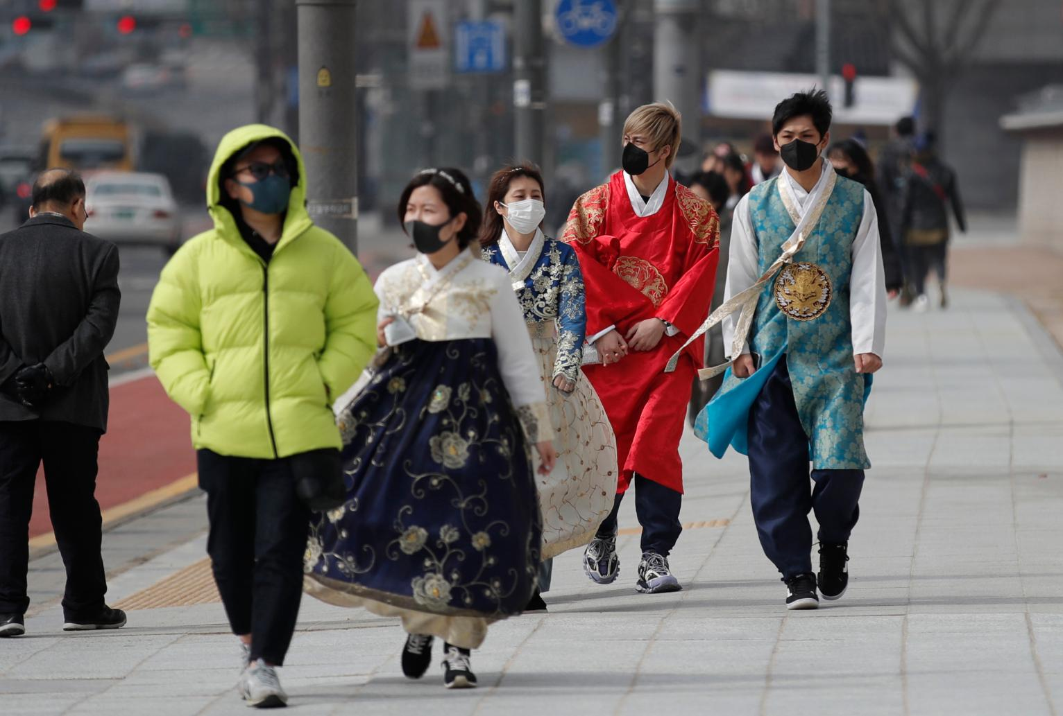 Infections Climb In South Korea As World Fights Virus World News Us News