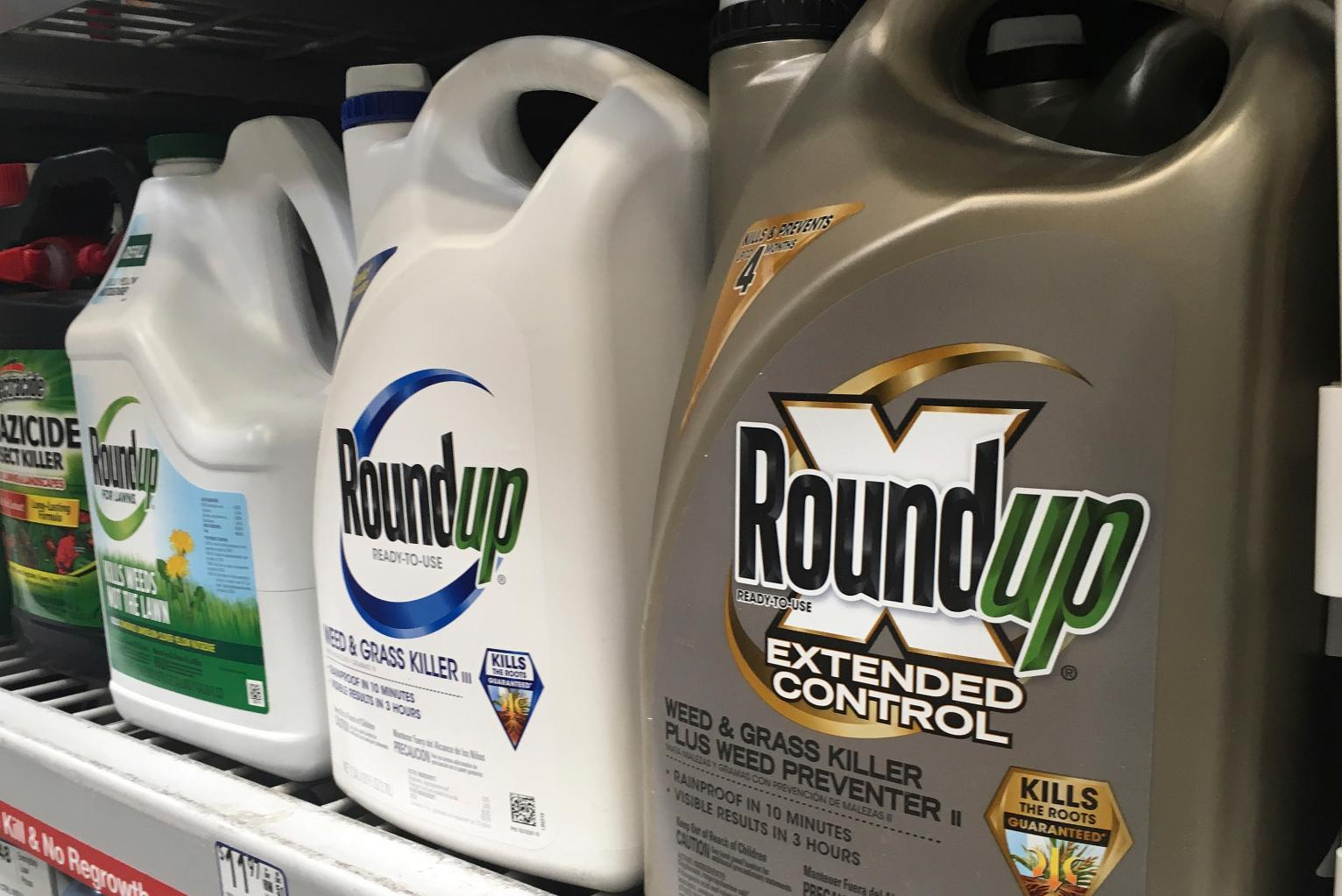 Juries Link Roundup Weed Killer to Cancer Risk | National News | US News