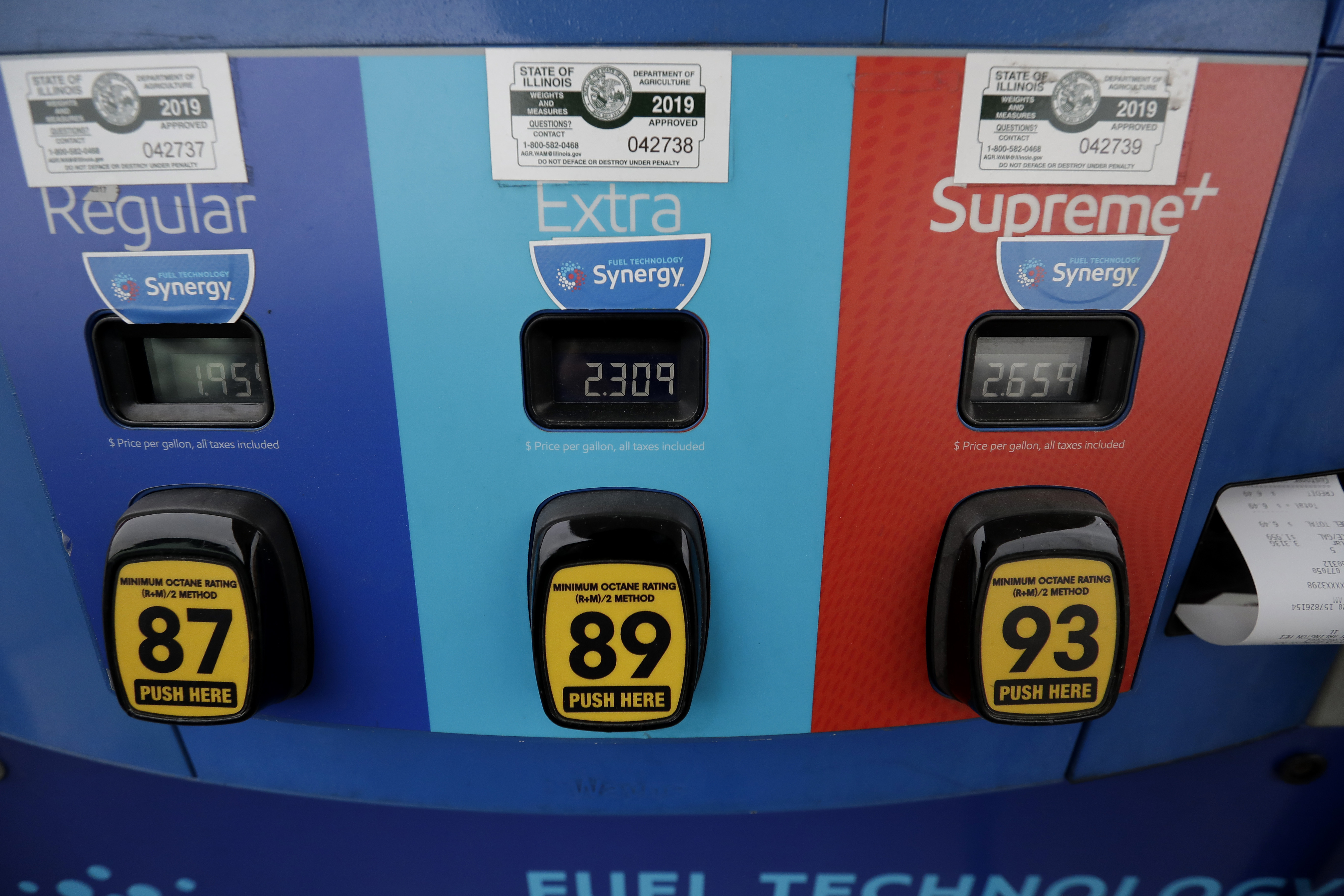 gas prices plummet around the country as the coronavirus wipes out demand national news us news 2