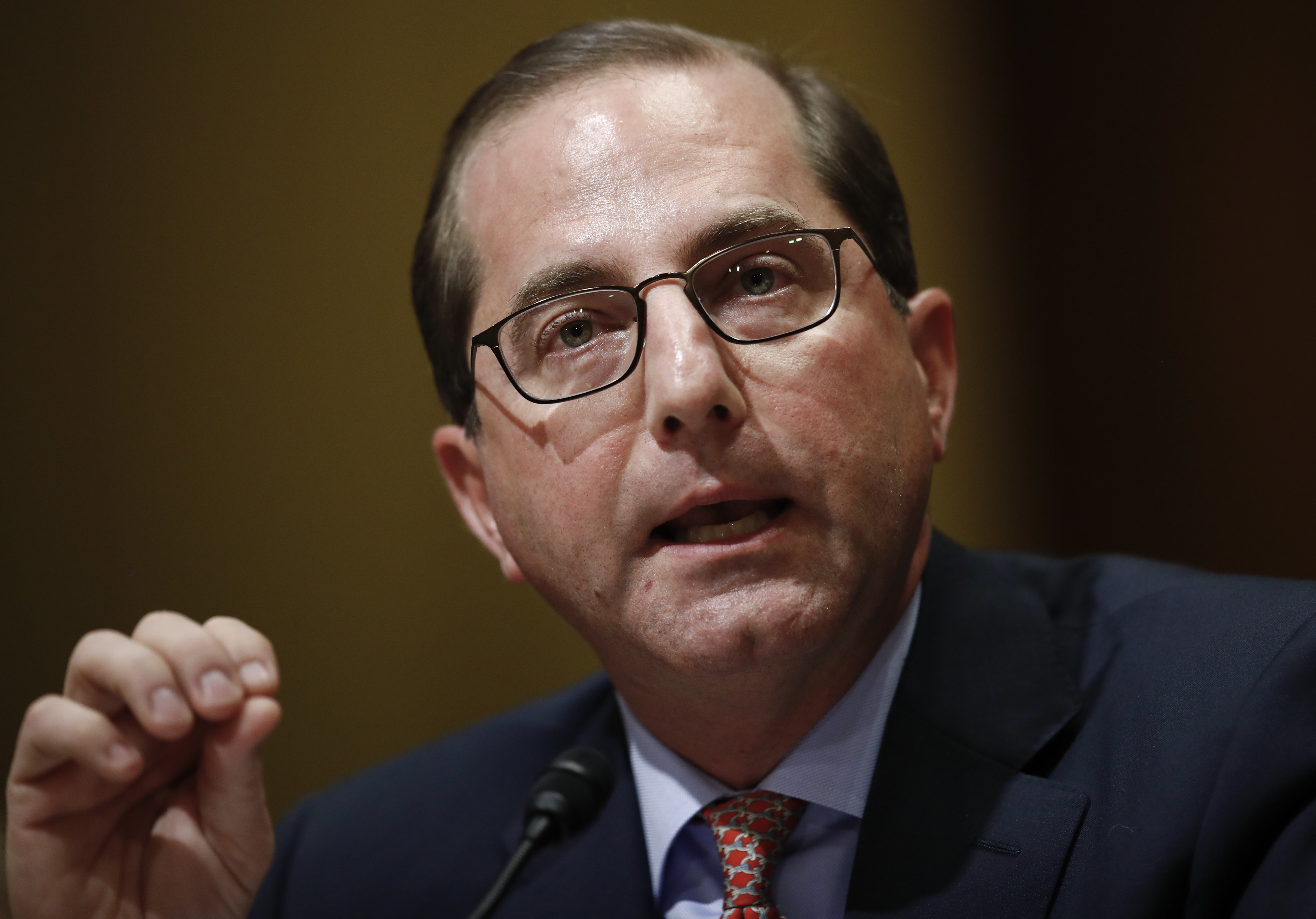 10 Things You Didn T Know About Alex Azar National News Us News