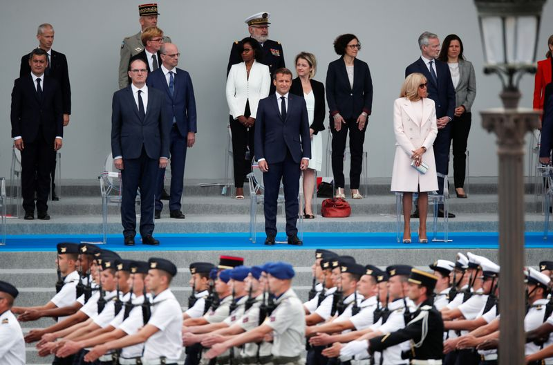 France Scales Down Bastille Day Parade In Concession To Virus World News Us News