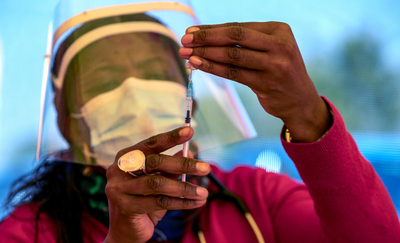 South Africa Returns to Stricter Lockdown as Coronavirus Cases 'Surge Again'