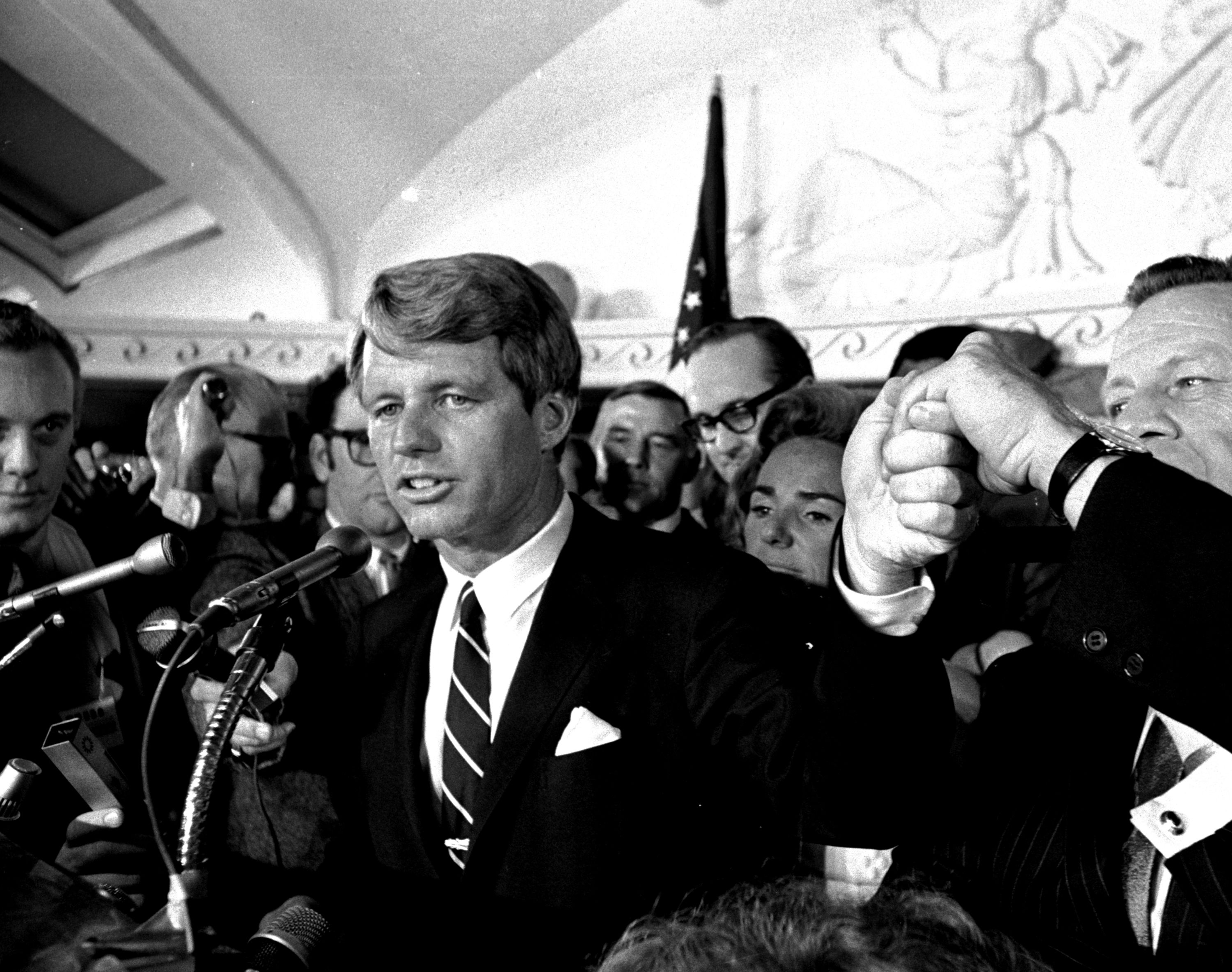 How Robert F Kennedy S Death Shattered The Nation Us News