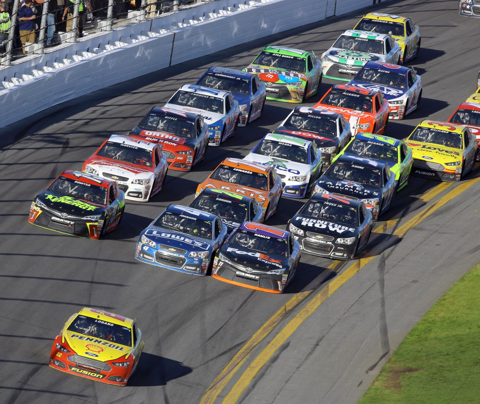 NASCAR Got The Drama-free Daytona 500 It Needed