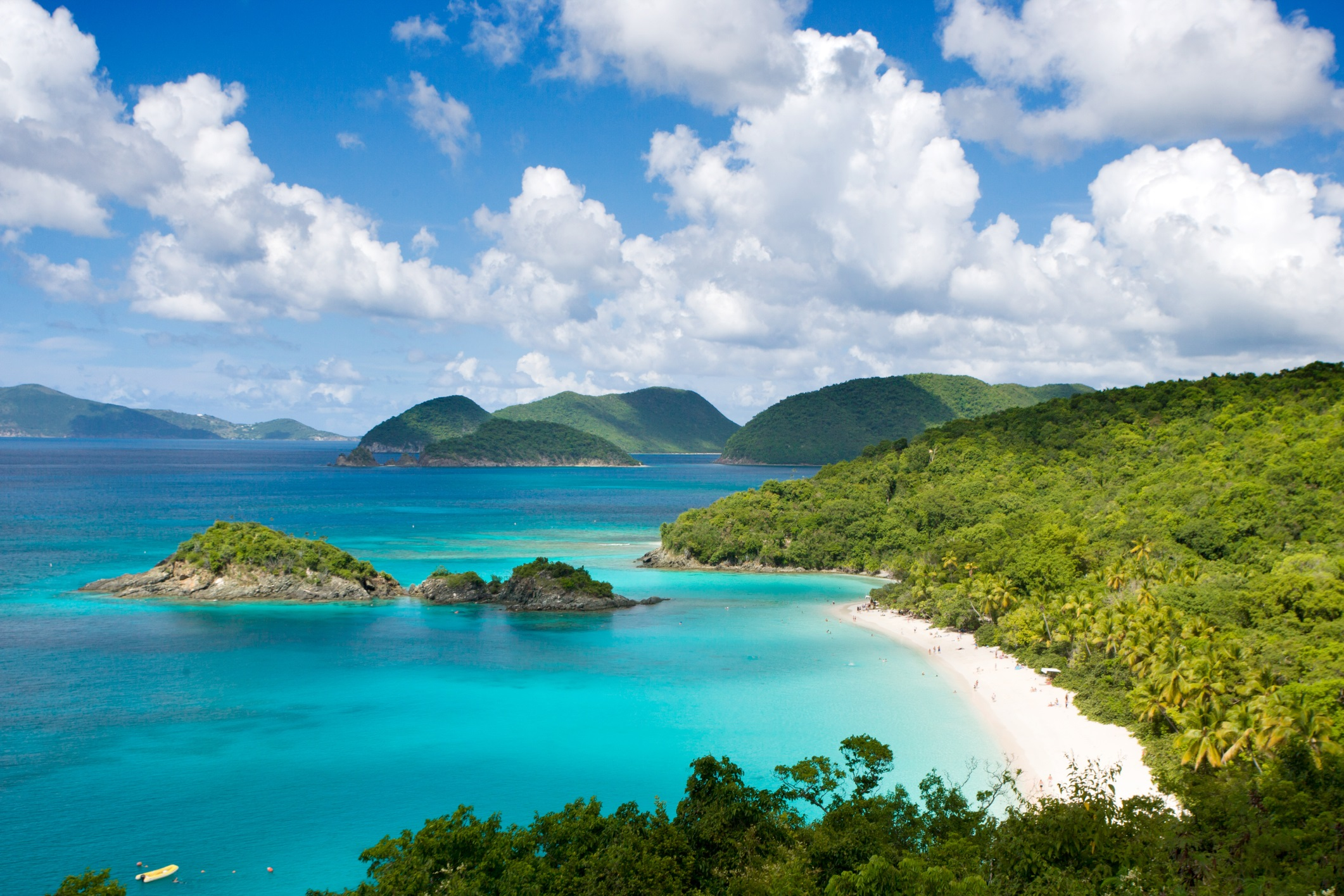 No Passport Required: 4 Caribbean Islands to Visit Now ...