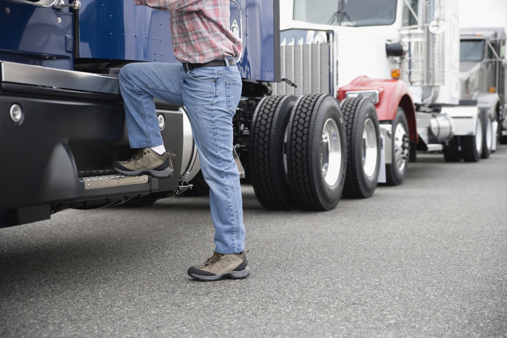Technology and America's Trucker Shortage | US News