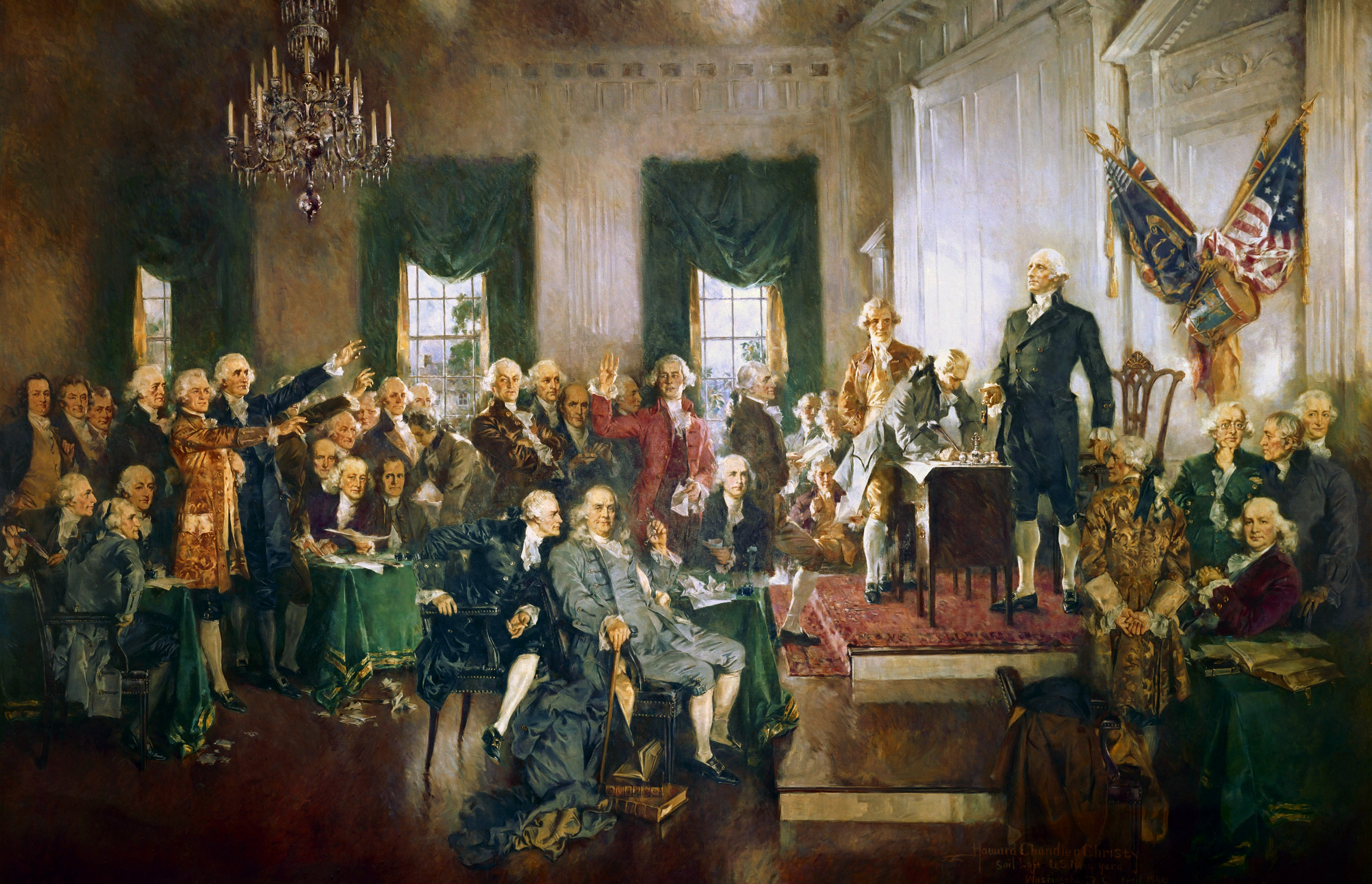 Top 10 Civic Ideals and Cultural Principles That Every American Should Know | Knowledge Bank | US News