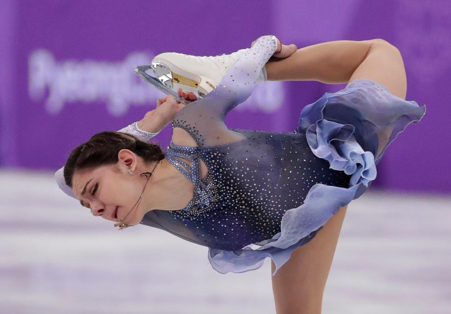Unforgettable U S Olympic Female Figure Skaters: The Latest: Canada Maintains Lead In Team Figure Skating