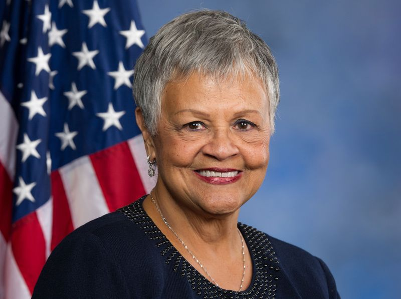 New Jersey Rep. Bonnie Watson Coleman Tests Positive for Coronavirus After Hiding With Maskless Colleagues During Capitol Hill Insurrection