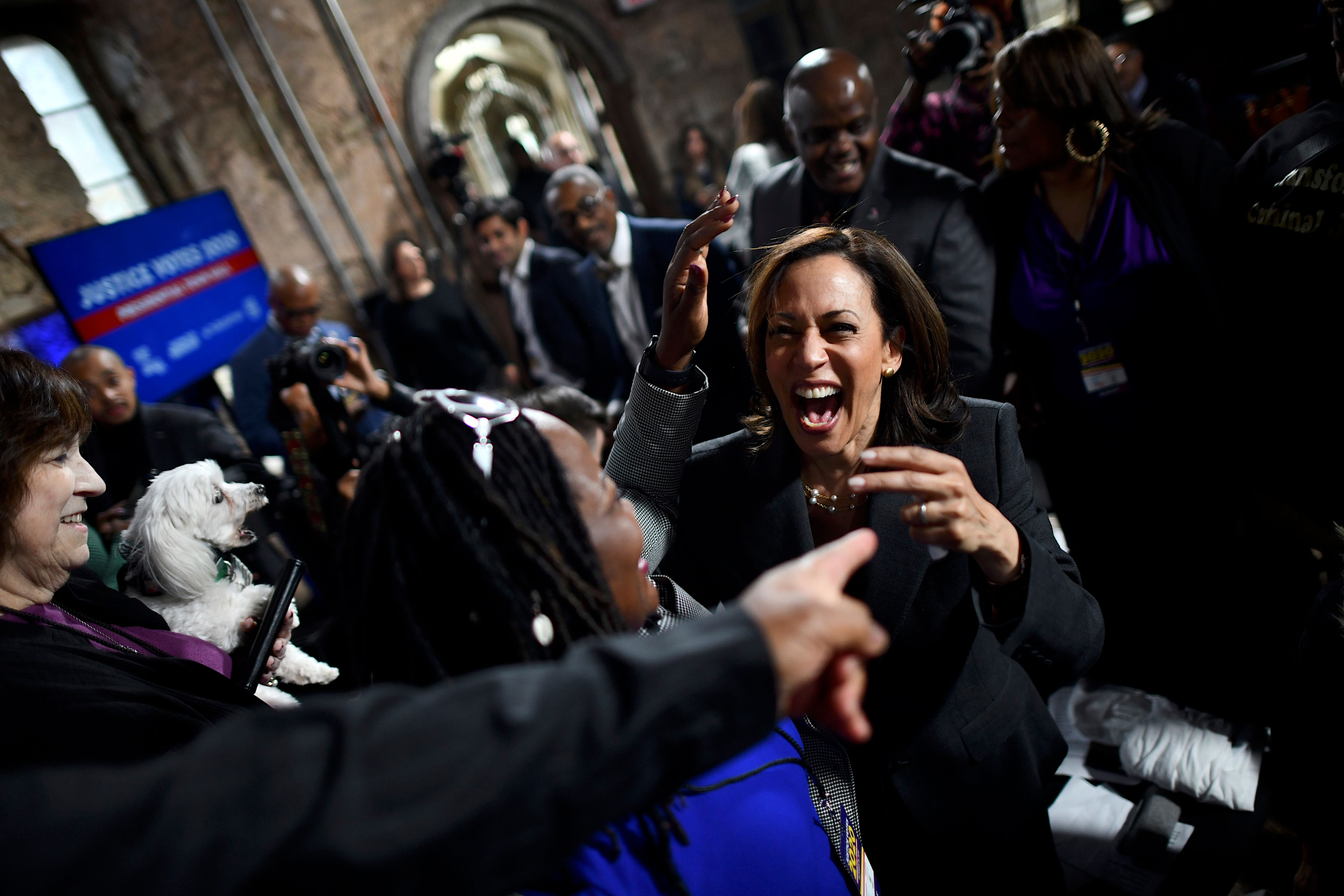 Kamala Harris Faces Familiar Sexist Remarks After Joining The Ticket America 2020 Us News