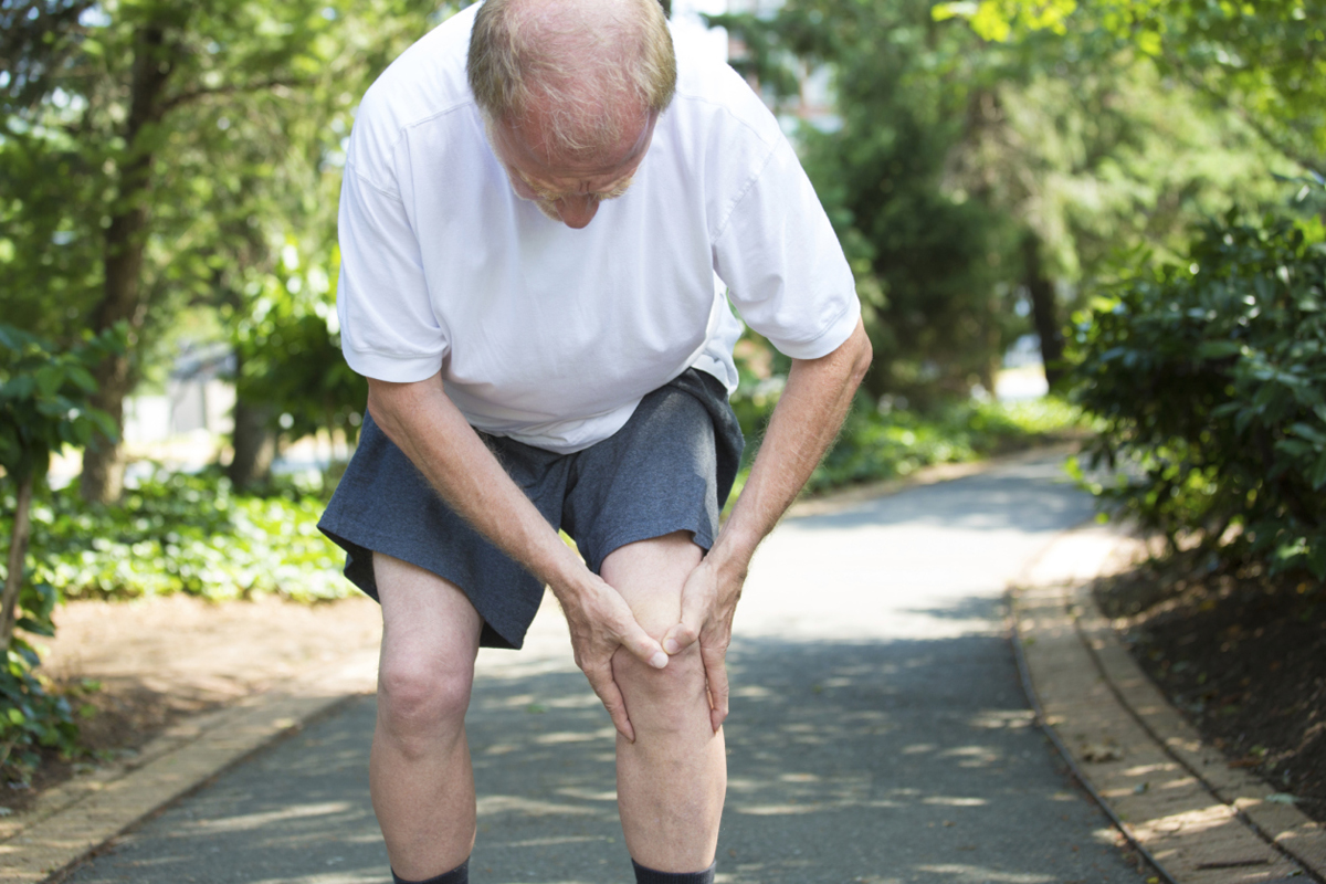 Image result for Knee pain in the elderly