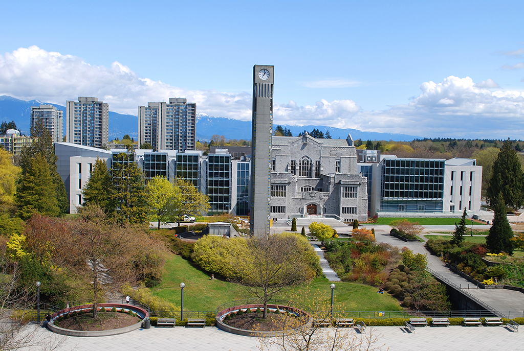 Image result for IMAGES FOR University of British Columbia