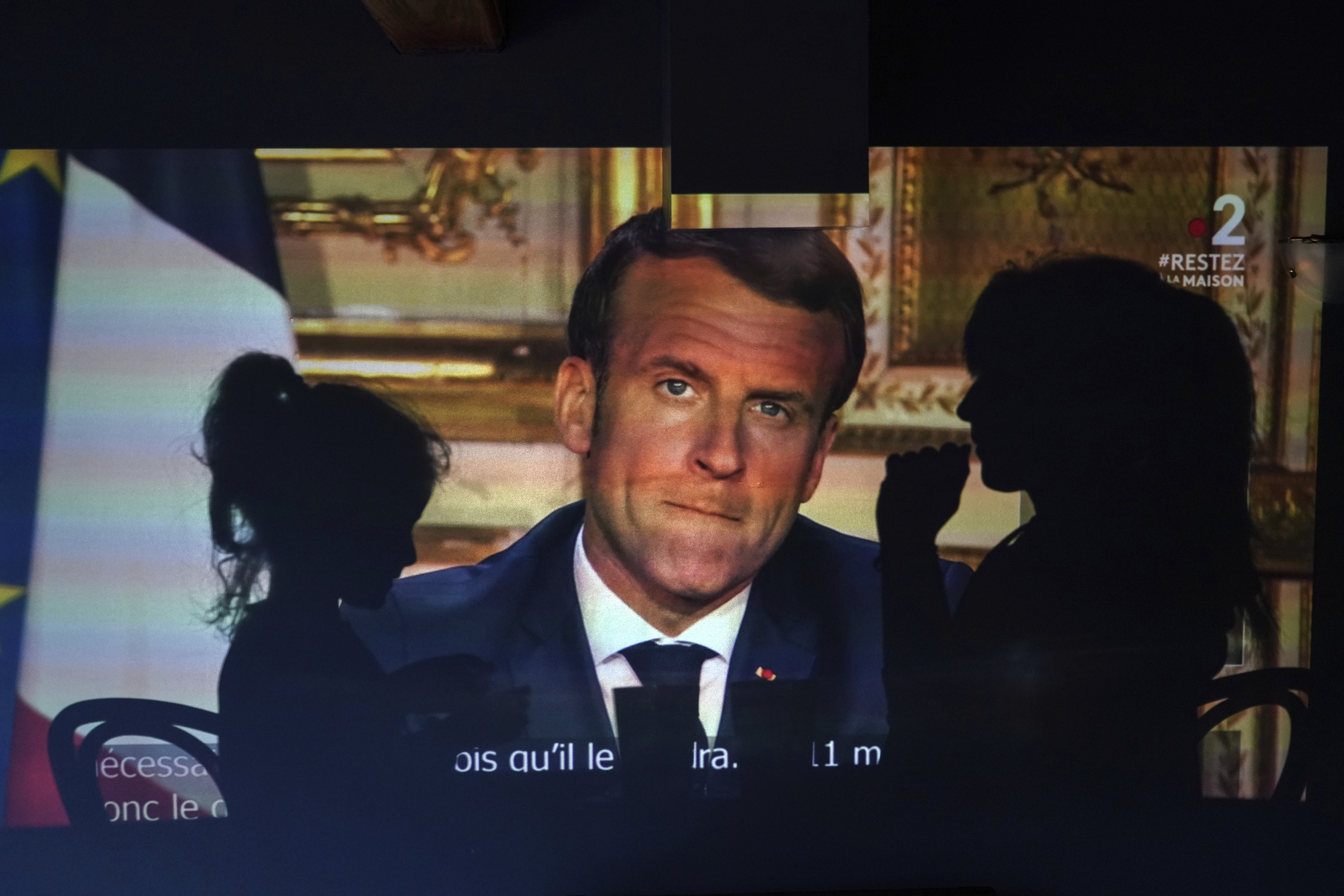 Will Coronavirus Help Re Elect A Struggling French President Emmanuel Macron Best Countries Us News