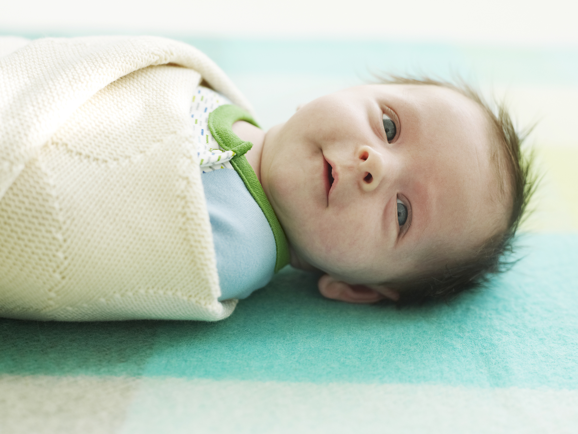 Is It Safe To Swaddle Your Baby Wellness Us News