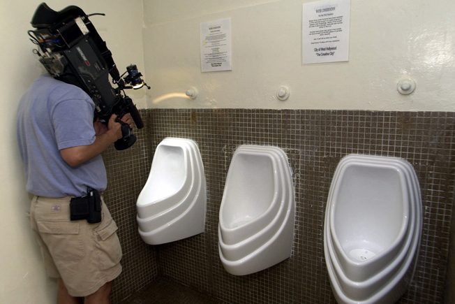 California Will Get Bathroom Police If Privacy Measure